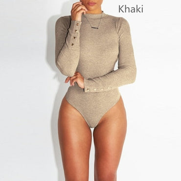Fashion Stretch Bodysuit