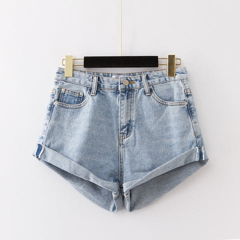 Korean Crimping Shorts