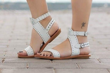 Gladiator Leather Sandals