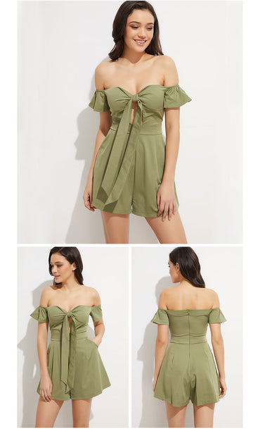 Sexy Short Playsuit Rompers
