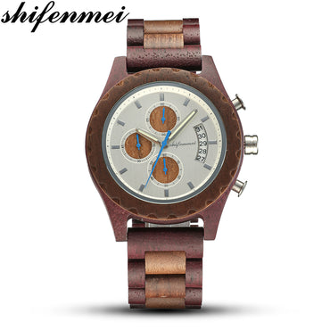 Top Brand Luxury Military Quartz Watch