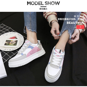 High Quality Wedges White Shoes