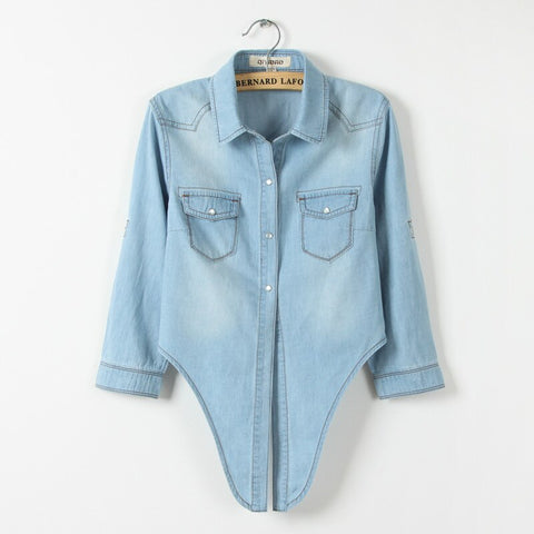 Rural with shawl Cropped Short Denim Jackets