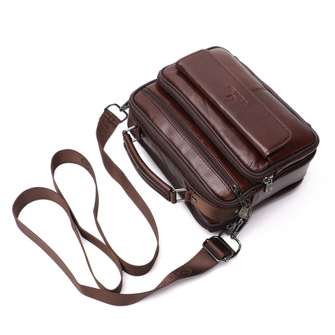 Genuine Leather Bag top-handle Bags