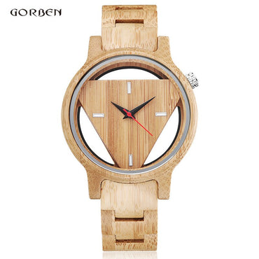 Hollow Design Quartz Wristwatches