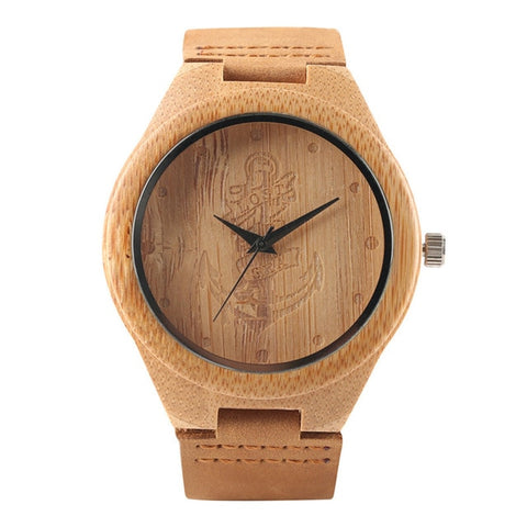 Bohemian Style Wooden Watches