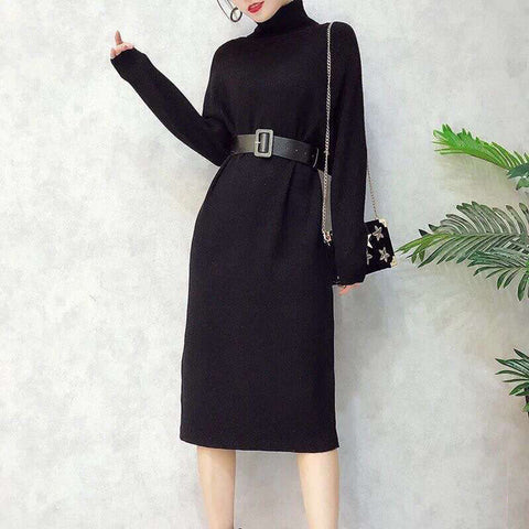 Drop Ship Sweater Dress
