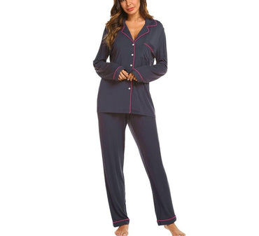 Loungewear Home Pajama Suit