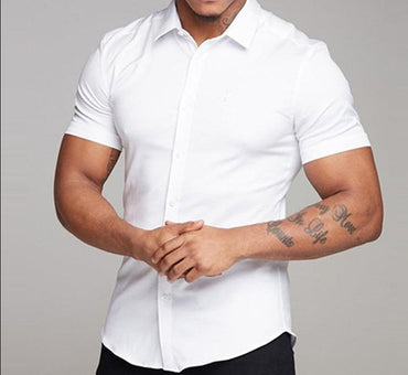 Breathable Fashion Business Shirt