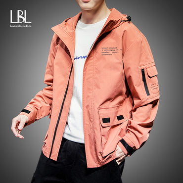 Casual Solid Bomber Jackets