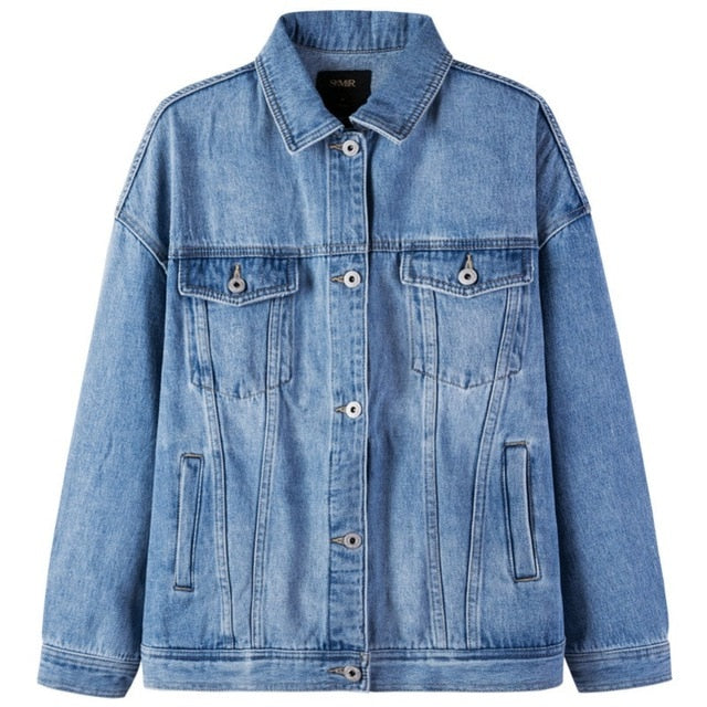 Boyfriend Denim Jacket