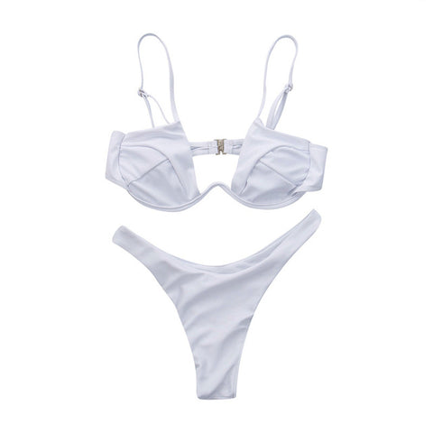 Low Waist Triangle Swimwear