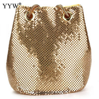 Bucket Sequin Bag