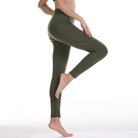 High Waist outdoor with pocket legging