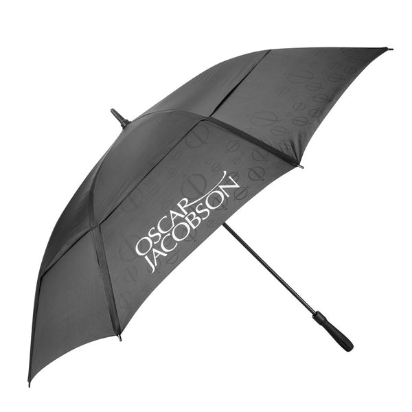 Oscar Jacobson Dual Canopy Umbrella