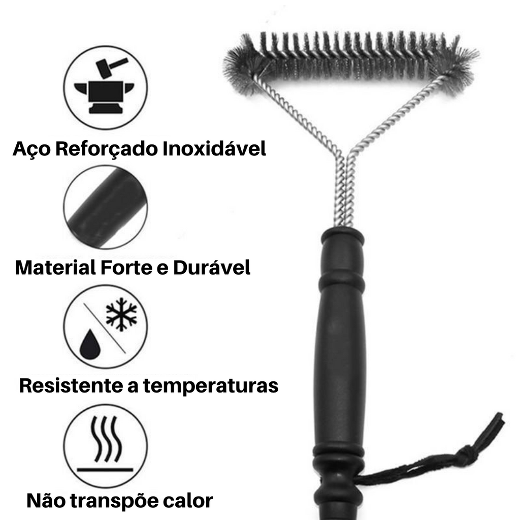 LIMPADORA DE AÇO - POWER BRUSH