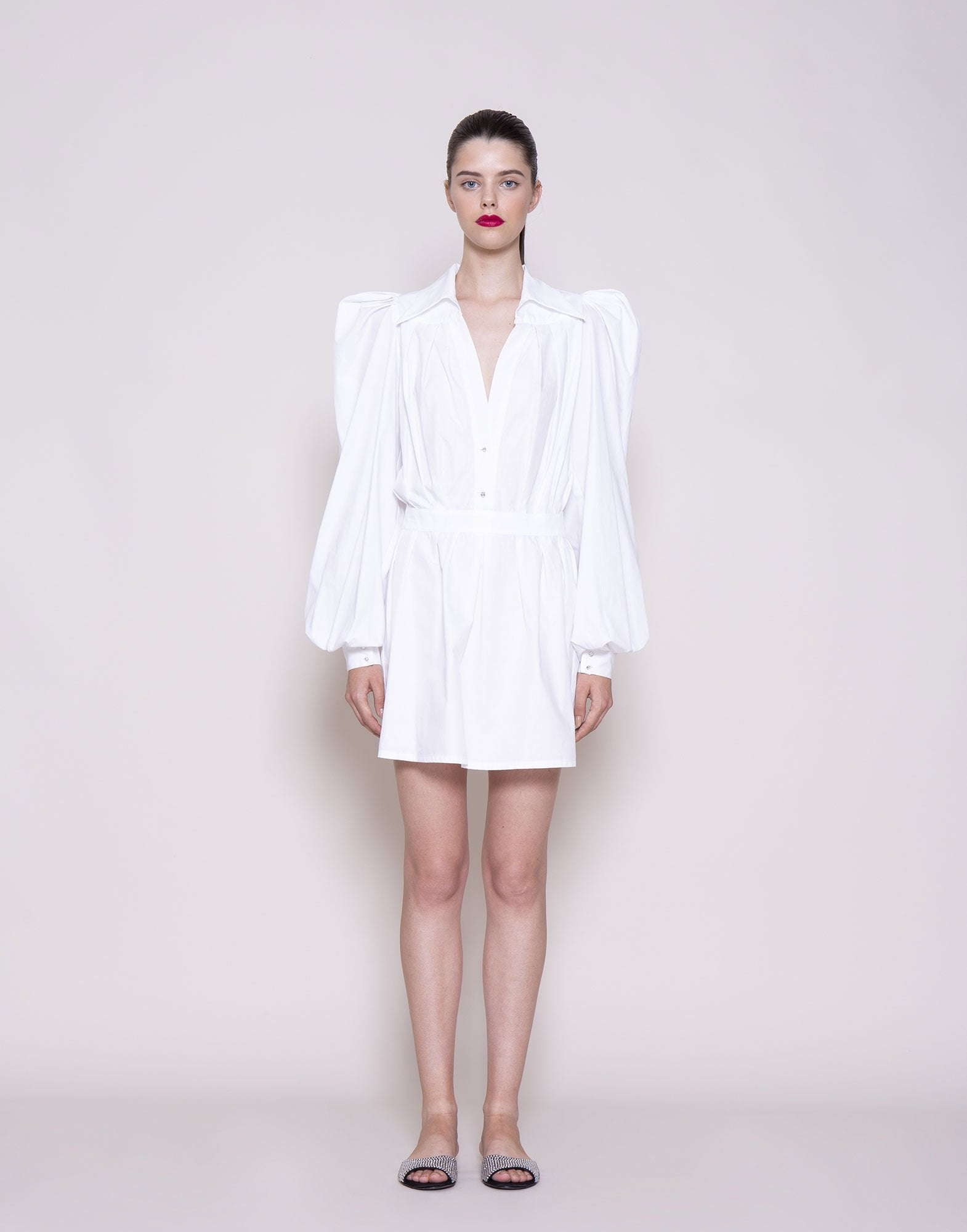 Cotton shirt dress | NEW ARRIVALS