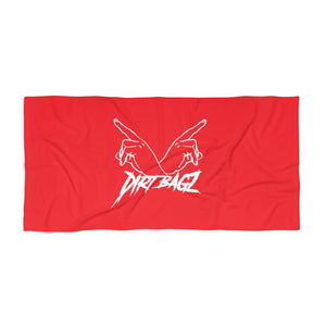 DirtBagz Beach Towel