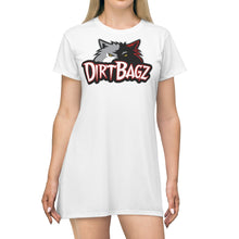 Load image into Gallery viewer, DirtBagz Wolves T-Shirt Dress