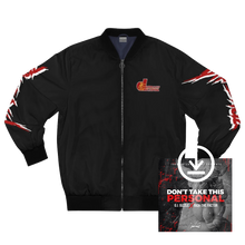 Load image into Gallery viewer, DirtBagz Pacers Bomber Jacket + Digital Album
