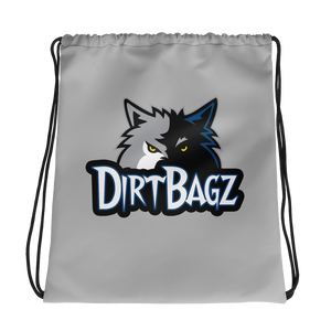 DirtBagz Wolves Drawstring Bag