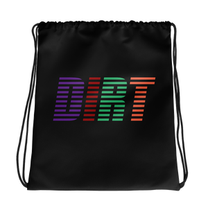 DirtBagz Concept Drawstring Bag