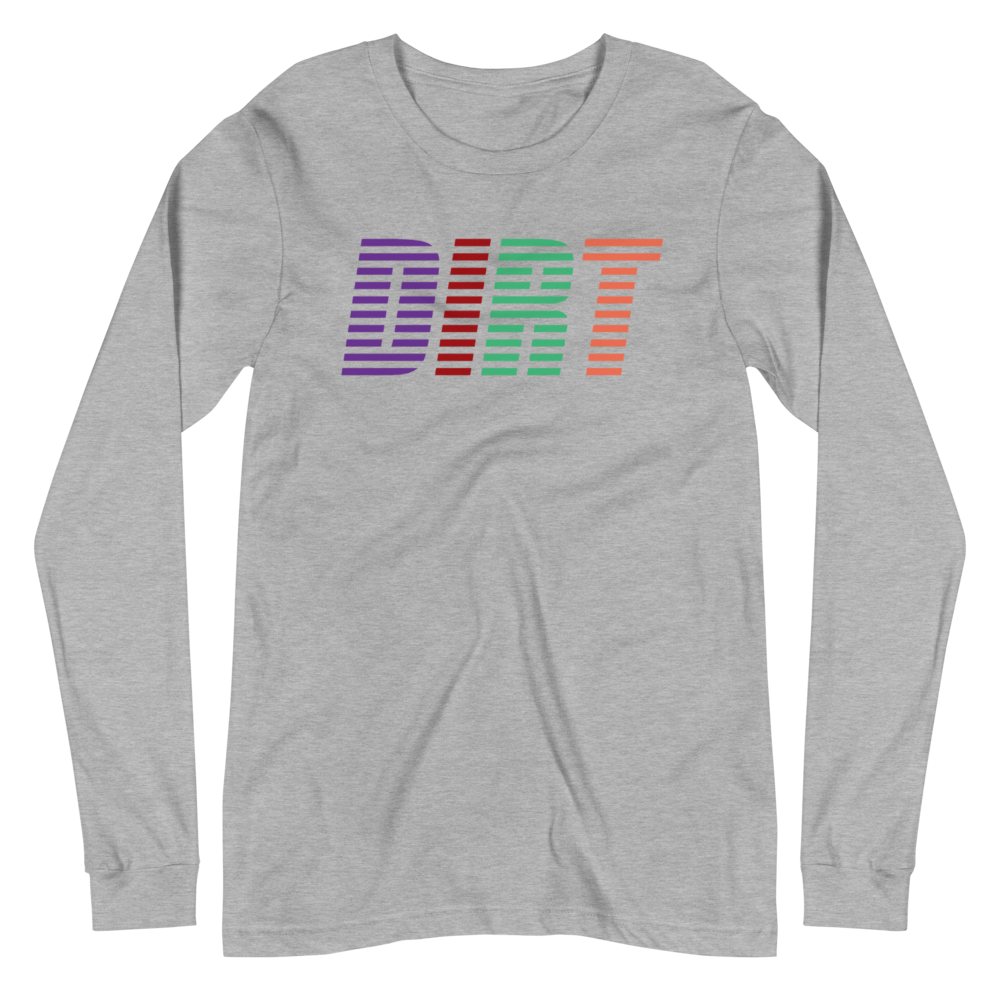 DirtBagz Concept Long Sleeve T-Shirt