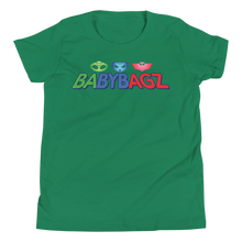 Load image into Gallery viewer, BabyBagz PJ Mask Youth T-Shirt