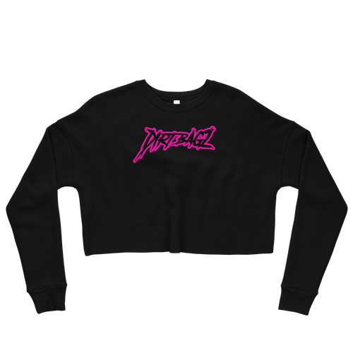 DirtBagz Women's Crop Sweatshirt