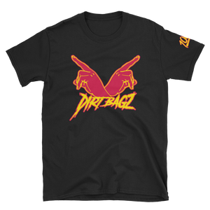 DirtBagz T-Shirt (Red/Yellow)