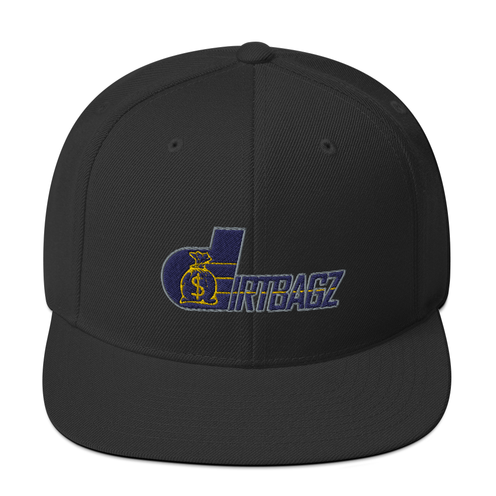 DirtBagz Pacer Snapback Hat