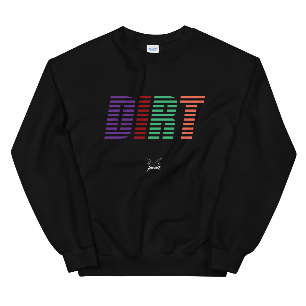 DirtBagz Concept Black Sweater + Digital Song Download