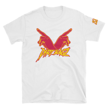 Load image into Gallery viewer, DirtBagz T-Shirt (Red/Yellow)