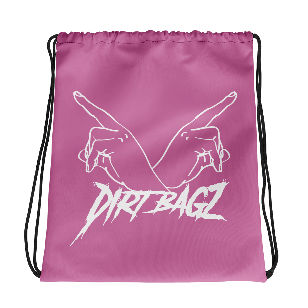 DirtBagz Drawstring Bag
