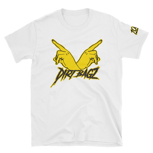 DirtBagz T-Shirt (Yellow/Black)