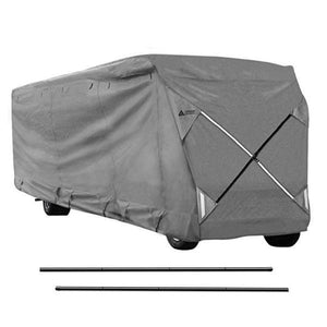 NEW EASY SETUP Class C RV Cover GRAY