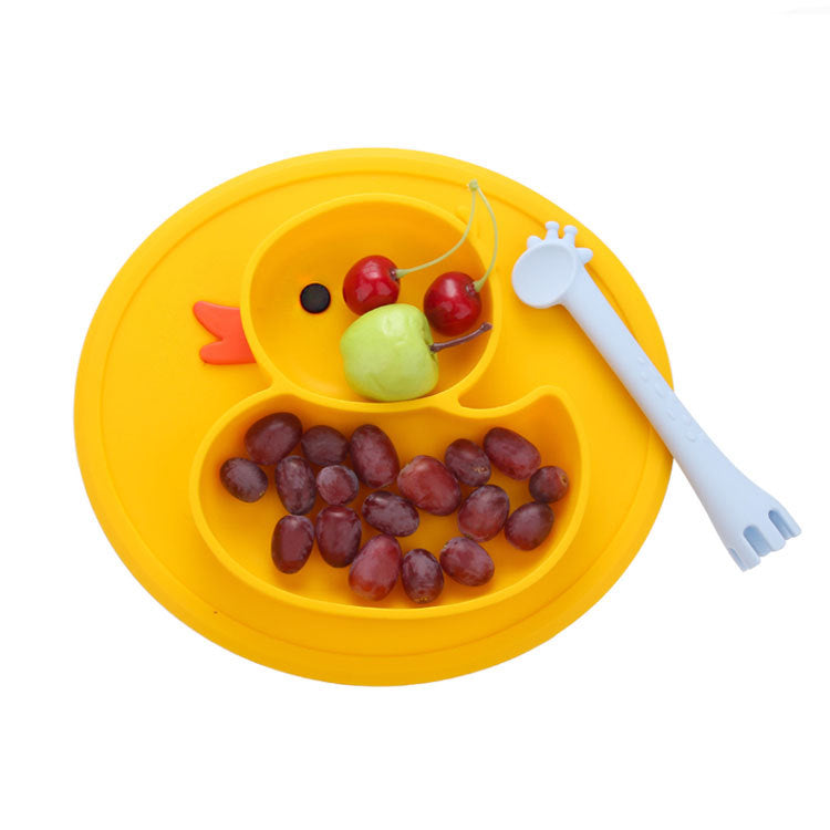 Baby Plate Silicone Dishes