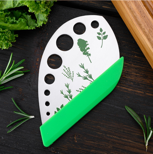 Vegetable Leaf Remover Kitchen