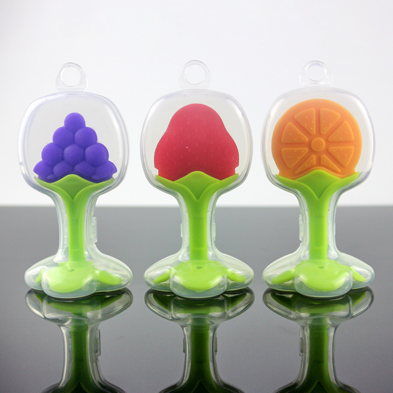 Fruit Three-dimensional Teether