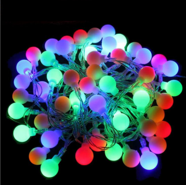 Colorfull String Lights