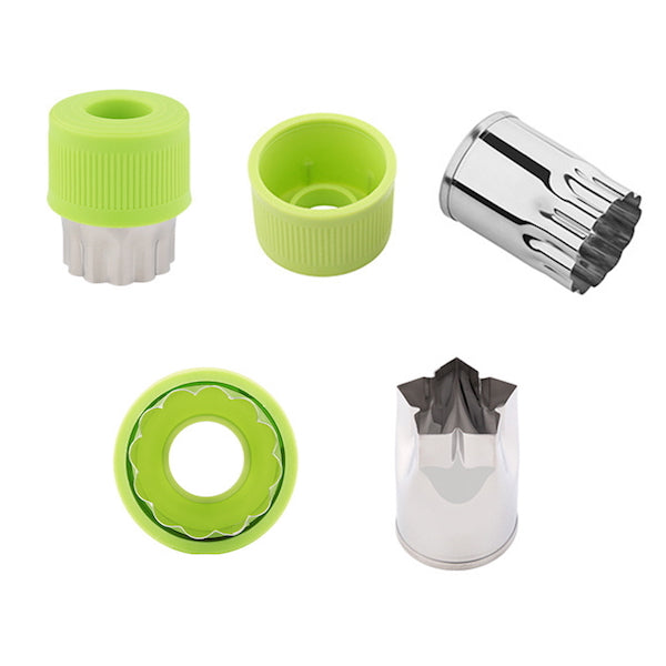 Fruit & Vegetable Molds