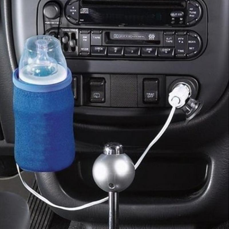 Baby Bottle Warmer For The Car