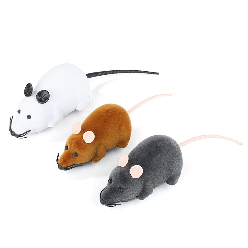 Remote Control Mouse For Cats