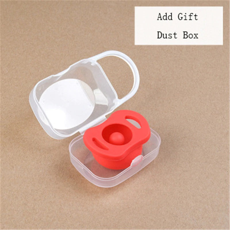Retractable Baby Pacifier
