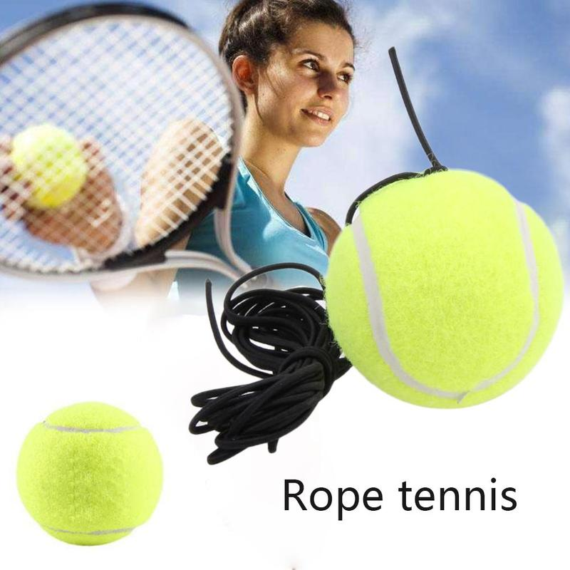Backup ball for tennis trainer