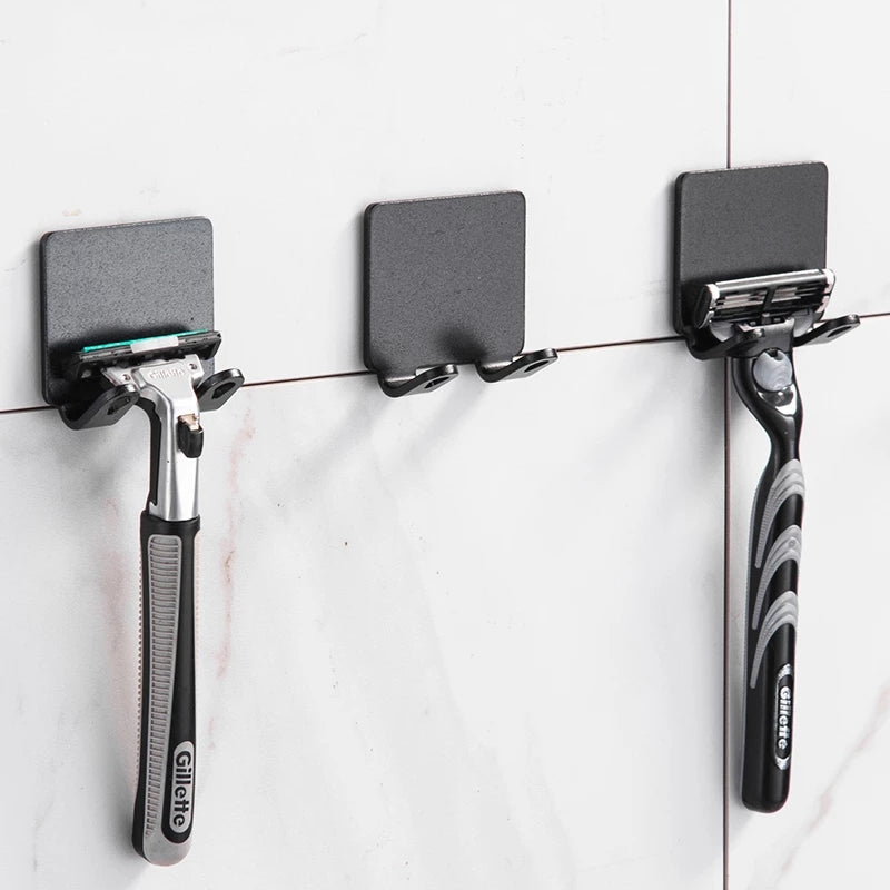Bathroom Storage Bracket Hooks