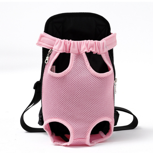 Dog Carrier Chest Pack