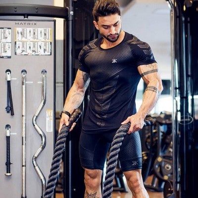 Compression Quick Dry T-Shirt