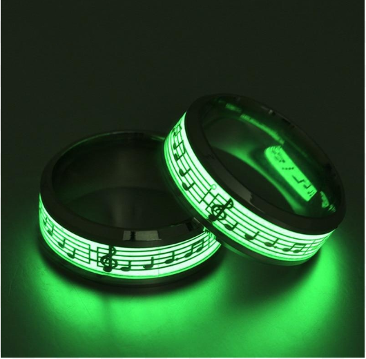 Musical Glow Ring - ChoiceBird