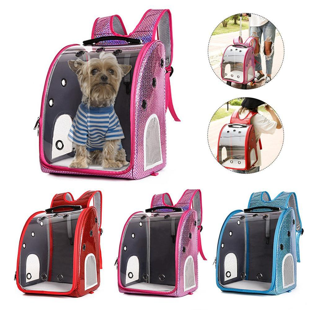 Pet Dog Breathable Outdoor Carrier Trolley Stroller